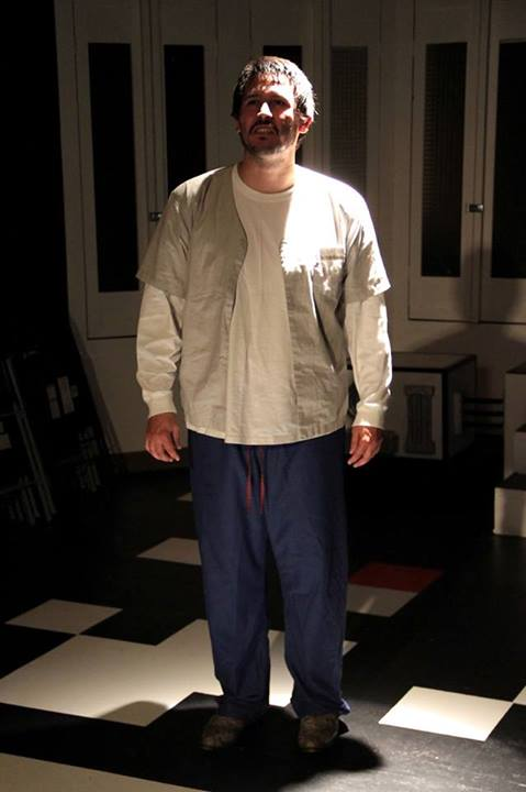 "Cheif Bromden played by Sam Gilstrap in""One Flew Over the Cuckoo's Nest"" by the Edge Theatre, Lakewood, Colorado"