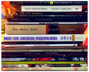 big poetry giveaway 2014