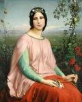 Pistis Sophia by Louis Janmot